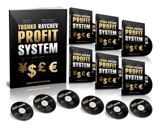 "New Trading Course by Toshko Raychev ""TR Profit System"" - Review by ProfitF"