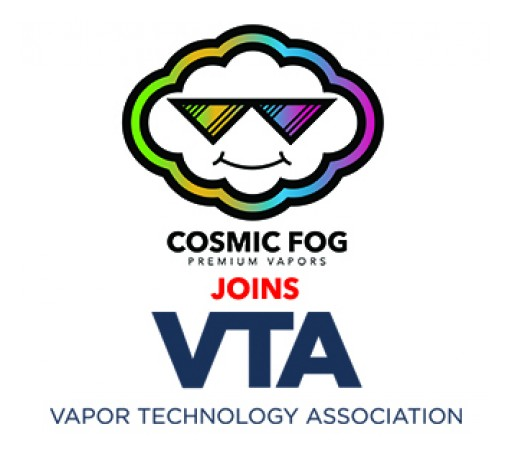 Cosmic Fog Vapors Joins Vapor Technology Association