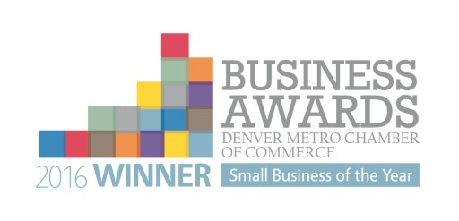 Syncroness, Inc. Named Small Business of the Year by the Denver Metro Chamber of Commerce