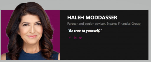 Haleh Moddasser Named Among InvestmentNews' Women to Watch