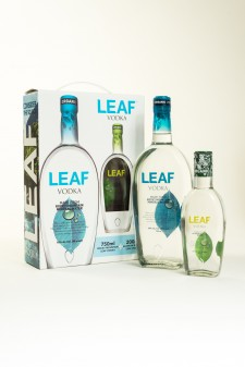 LEAF Organic Vodka Holiday Pack 2016