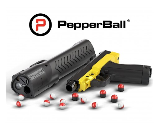 PepperBall: Best Non-Lethal Personal Defense Products for 2020
