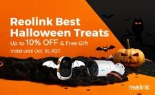 Reolink Halloween Sales