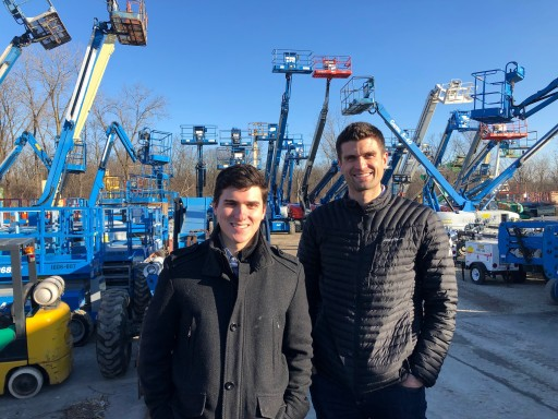 Gearflow.com Raises $1.1M Seed Funding to Elevate Construction Equipment Rental