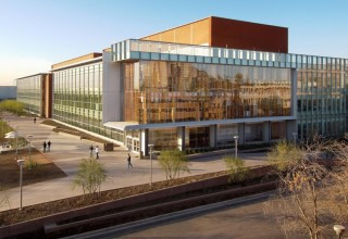 The University of Arizona Bioscience Research Laboratory