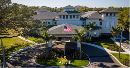 Phase One of Assisted Living for Memory Care Community, Aravilla Clearwater, Achieves Certificate of Occupancy