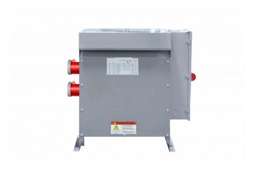 Larson Electronics Releases Power Distribution Substation, 45 kVA, 480V Delta to 400Y/231V AC