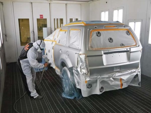 Autobody News: Bill Brown Ford Gives Great Reviews for PPG