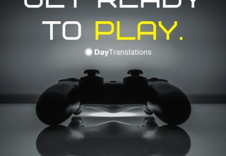 Day Translations Inc. Gaming Banner