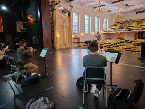 Playing It Safe: Why This Top NJ College Performing Arts Program Leverages Hard Science to Welcome Back Students