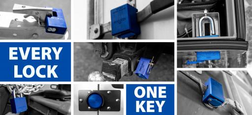 PACLOCK's 'Every Lock, One Key'