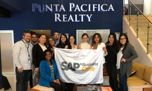 Punta Pacifica Realty Signs New Technology Deal