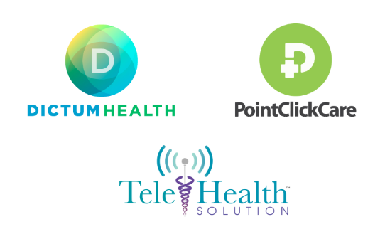 Dictum Health Completes Integration With PointClickCare's EHR