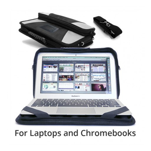 Laptops Named Top in Items Damaged at Airports, Keep It Safe With Sunrise Hitek's Rugged Laptop Bag