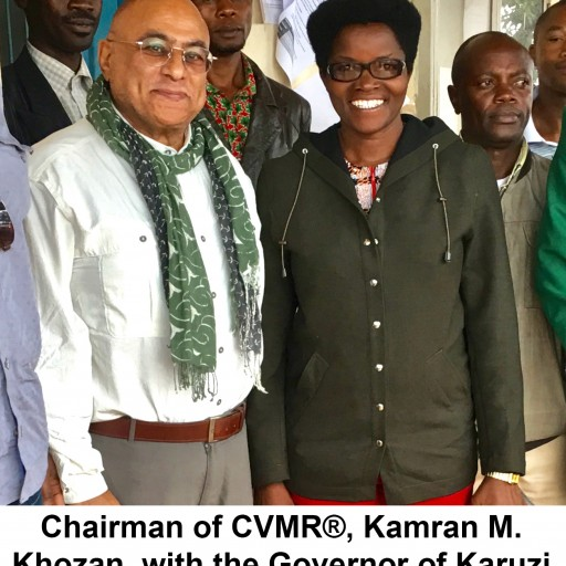 CVMR® Wins Two Massive Concessions of Nickel and Cobalt in Burundi