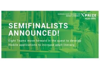 Adult Literacy XPRIZE announcement