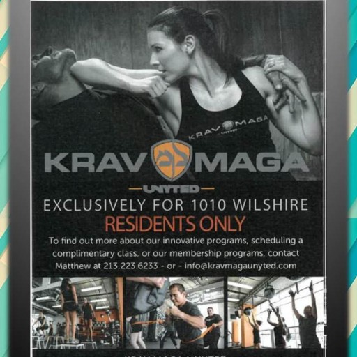 1010 Wilshire Encourages Residents to Explore Krav Maga at Krav Maga Unyted