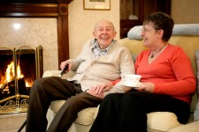 Live-in Care is Superior to a Care Home