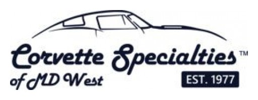 Corvette Specialties of MD West Announces 40th Anniversary Special
