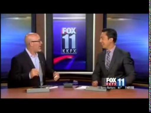 KKFX Fox 11 Santa Barbara Morning: How to Dismiss a Traffic Ticket