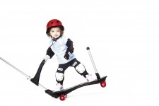 The World's Safest Skateboard for Kids