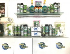 Organic mold removal products