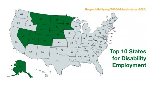 RespectAbility Report: Tenfold Decrease in Job Gains for People With Disabilities