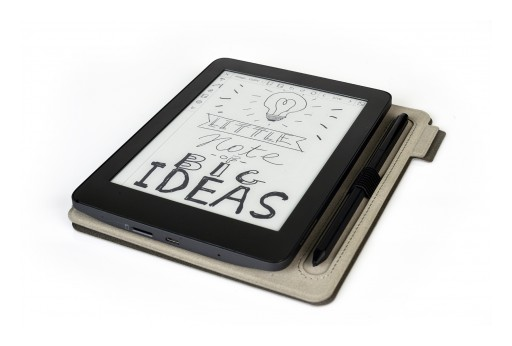 Introducing MobiScribe - an Intuitive Designed ePaper Notepad With a Distraction-Free Reading & Writing Format