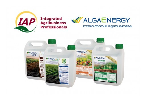 AlgaEnergy and Integrated Agribusiness Professionals (IAP) Seal a Distribution and Partnership Agreement