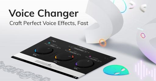 Accusonus Announces Voice Changer: A Powerful Virtual Sound Designer for Sculpting Voice Tracks