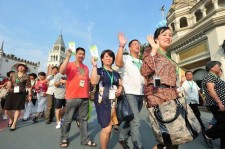 Chinese Global Travel Shoppers