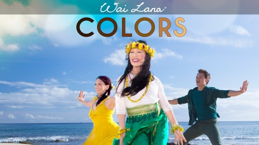 Yoga Icon Wai Lana Releases 'Colors' Music Video in Honor of 4th International Yoga Day 2018