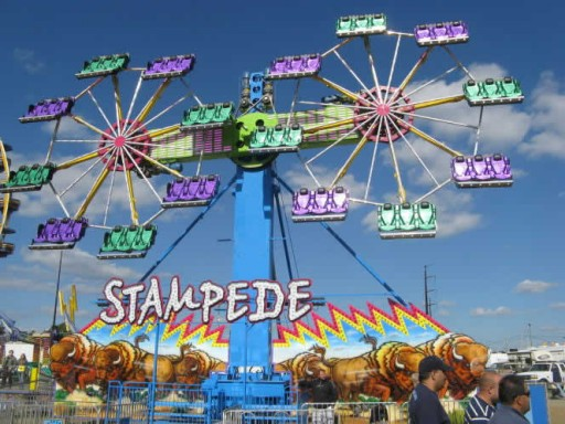 New Attractions Lead the Way as State Fair Gets Face Lift