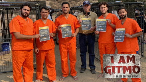 Cinema Libre Studio Completes Production on Truth-Telling Detainee Feature Film 'I Am Gitmo'