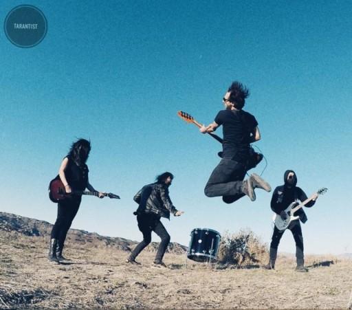 Groundbreaking Iranian Alt-Metal Band TARANTIST Releases New Album 'Not a Crime'