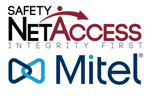Safety NetAccess, Inc. Achieves Top Mitel Designation