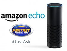 Amazon Alexa fantasy football