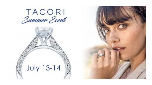 BARONS Jewelers Brings Back Tacori Summer Event & Seasonal Savings