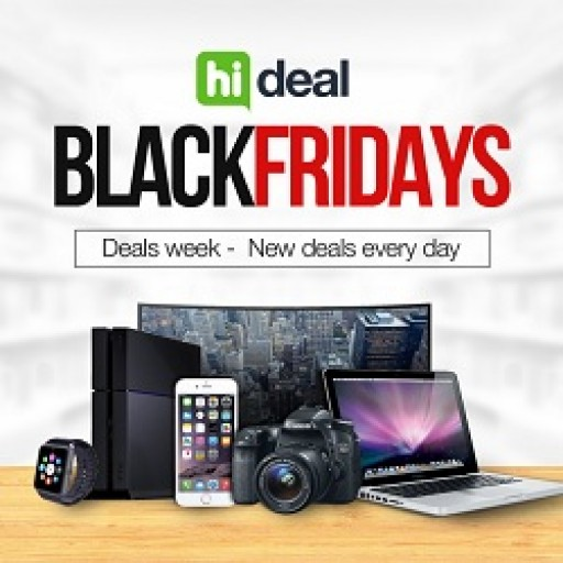 Best Black Friday Laptop Deals 2015 Have Been Launched at Hideal.net