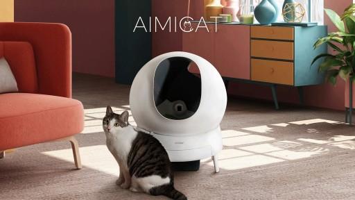Aimicat Announces Launch of the Most Advanced & Hygienic Automatic Cat Litter Box