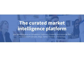 The Curated Market Intelligence Platform