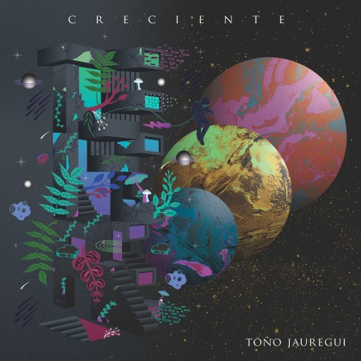Antonio Jauregui, Founder of Legendary Peruvian Rock Band LIBIDO Releases His Soloist Album 'Creciente'