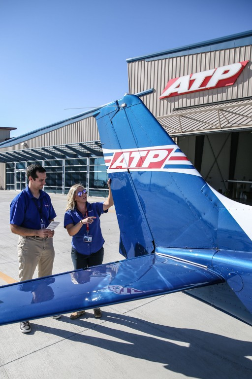 ATP Flight School's New Location Brings Airline-Oriented Flight Training to Colorado Springs