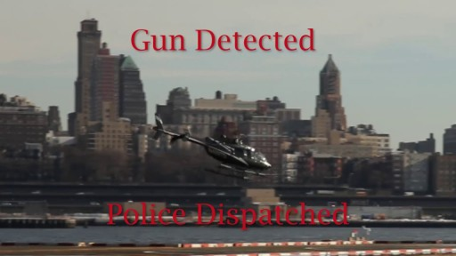 Gun Detection by Athena Security