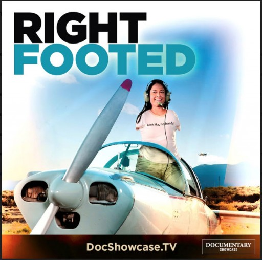 DOCUMENTARY SHOWCASE Presents 'Right Footed' — a Testament to the Power of the Human Spirit