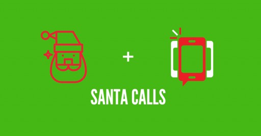 DialMyCalls Continues Tradition of Sending Free Santa Calls for Christmas