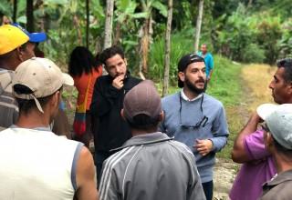 Fernando Salerno, co-founder of Níspero & TFF Ambassador from Caracas
