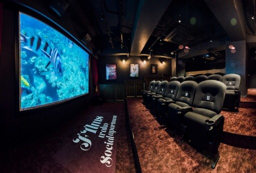 Live in an Actual Movie Theater? Social Apartments Make Wishes Come True in Tokyo, Japan.