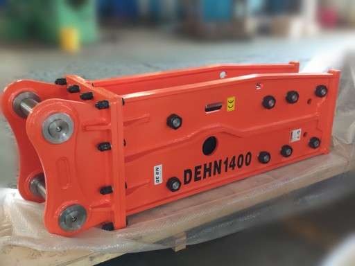 DEHN Published 'The Ultimate Buying Guide on Hydraulic Breaker Hammers'