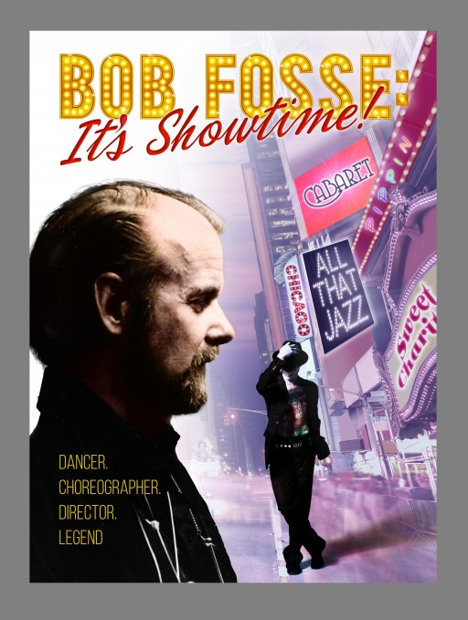 Find Out More About the Man Behind the Legend When Vision Films Presents 'Bob Fosse: It's Showtime!'